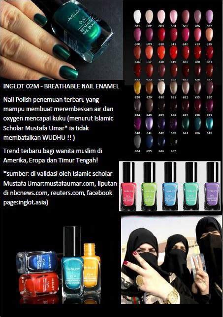 Inglot Cat Kuku O2m 697 halal inglot o2m nail enamel 187 kutek yg bisa dipakai untuk