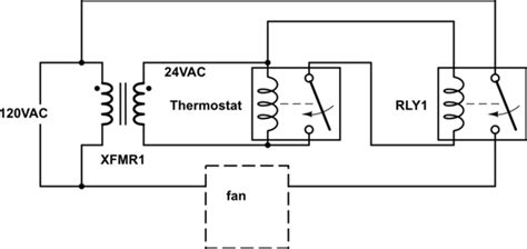 circuit analysis how can i a 120v 1 fan with