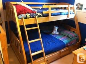 obo oak bunk beds for sale in innisfil ontario