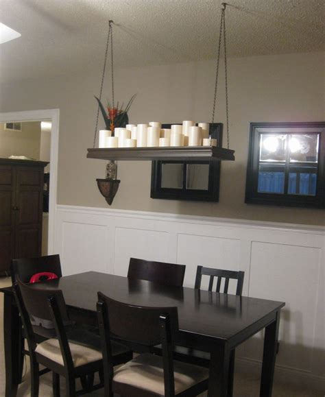 dining room candle chandelier 12 hanging candle chandeliers you can buy or diy