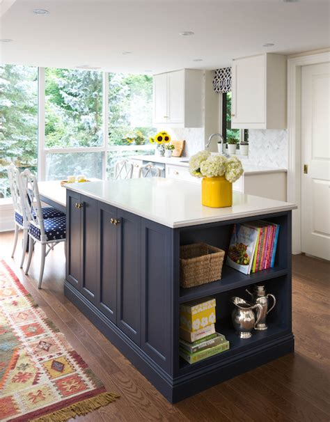 blue kitchen islands navy blue kitchen island
