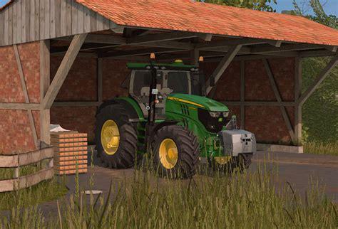 Deer Ls by Deere 6250r V 1 0 For Ls17 Farming Simulator 2017