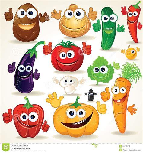 clipart divertenti clipart divertente delle verdure fumetto fotografia