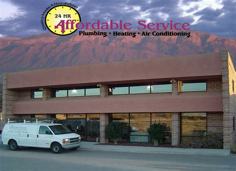 affordable service affordable service heating plumbing cooling