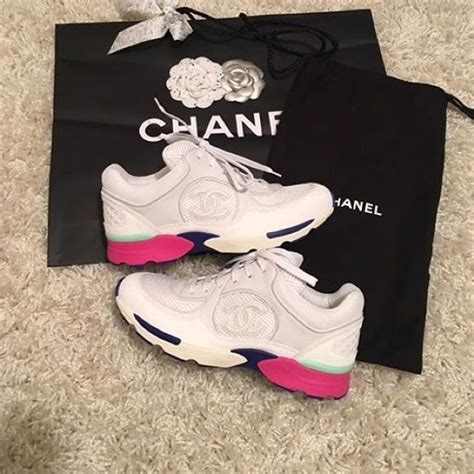 Brand New Chanel Espa Shoes 33 best chanel sneakers images on chanel sneakers flats and pageant headshots