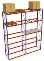 New Rack Warehouse Rack New Pallet Rack