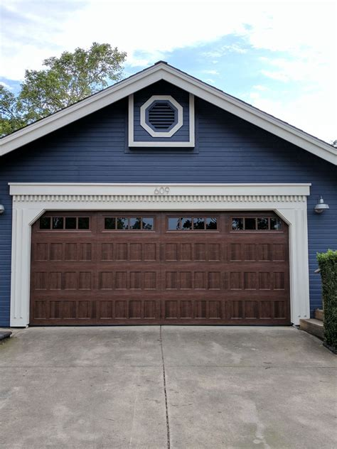 Amarr Overhead Doors Amarr Oak Summit 1000 Walnut Garage Door Solutions Garage Door