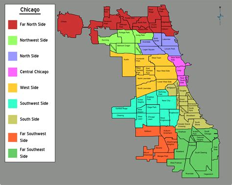 map of neighborhoods the kitchenette and chicago s housing troubles 752 modern american novel