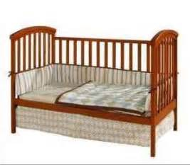 Jardine Crib Toddler Bed Conversion Jardine 2 In 1 Baby Crib Cold Ky For Sale In