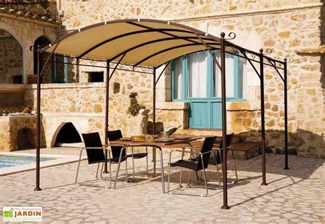 Gartenpavillon 4 X 3 by Tonnelle Fer Forge Illusion 4x3 M Tonnelle Autoportante