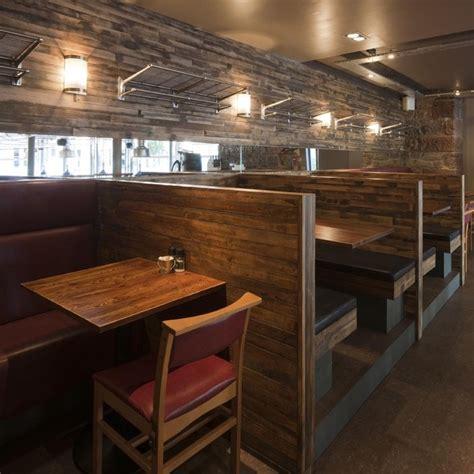 restaurant booth design ideas 11 best feather booths images on pinterest restaurant