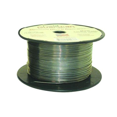 farmgard 1 4 mile 14 galvanized electric fence wire