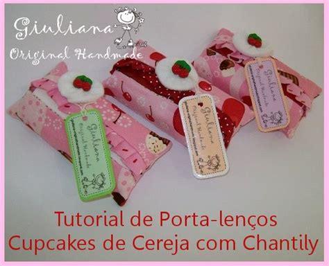 len porta giuliana handmade tutorial de porta len 231 os cupcakes de