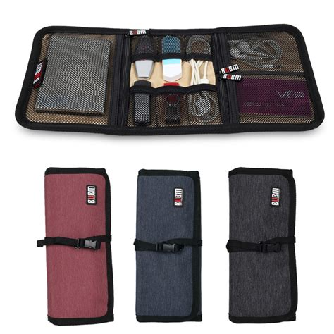 bubm tas portable aksesoris gadget size m black jakartanotebook