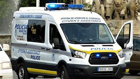 oficina de atenci n al ciudadano madrid polic 237 a municipal de madrid oficina atenci 243 n al