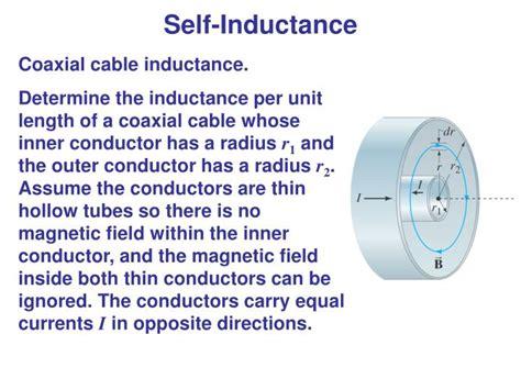 calculate inductance per unit length calculate inductance of coaxial cable 28 images coaxial cable impedance calculator