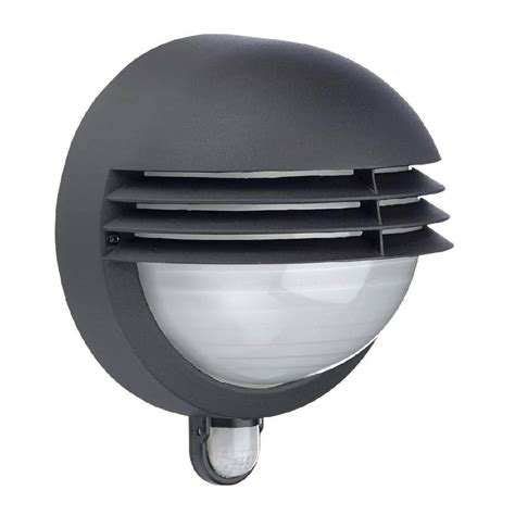 philips boston outdoor wall light with pir