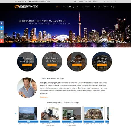 design management by kathryn best toronto web design affordable website development designer