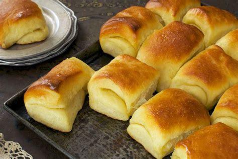 parker house rolls parker house rolls recipe king arthur flour