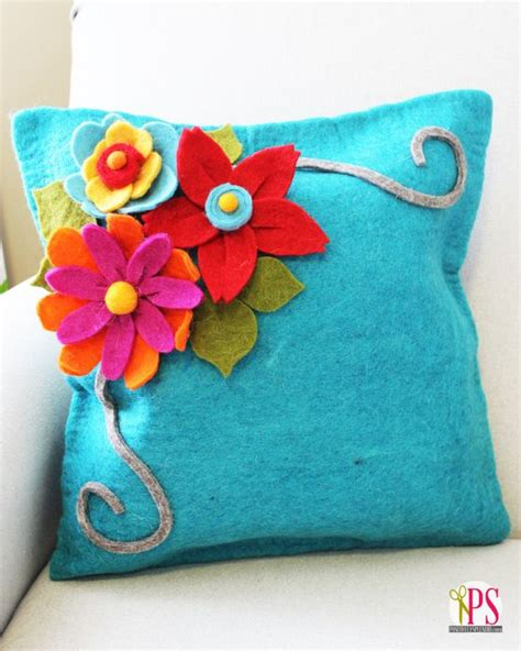 Handmade Felt Flowers Tutorial - 1000 images about 4h wool aand class on