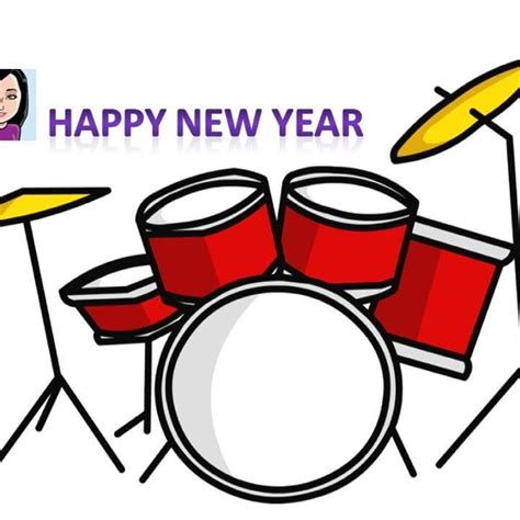 new year drum gigitbdrummer drums happy new year to all musicians