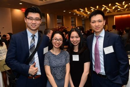 Fordham Weekend Mba by Reunion Draws Diverse Alumni To Lincoln Center