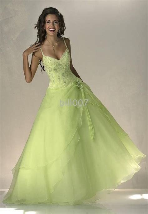 Id 350 Flower Split Dress best 25 lime green dresses ideas on