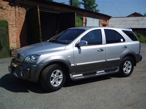 Kia 2004 Sorento 2004 Kia Sorento Pictures 2500cc Diesel Automatic For Sale