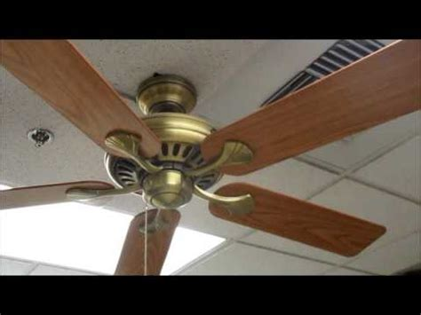 hunter stratford ceiling fan hunter stratford ceiling fans youtube