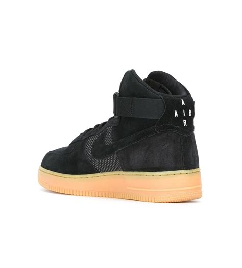 hairstyles for the air force bootc fashion nike air force 1 high 07 lv8 sneakers men black