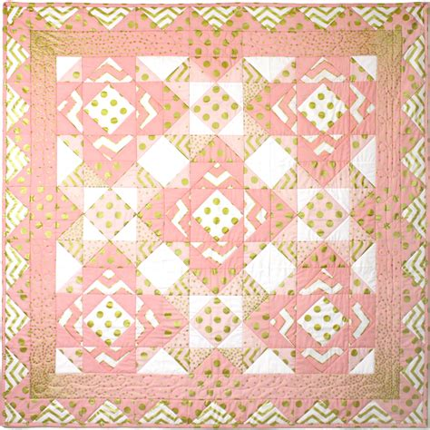 Pink Quilt Glitz Pink Quilt