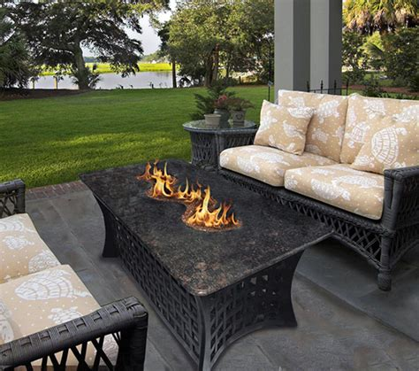 outdoor propane firepits grand rapids outdoor pits outback casual living