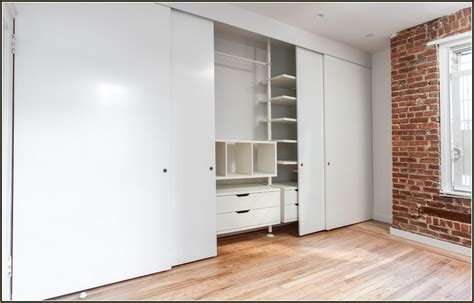 Slide Door For Closet Sliding Closet Doors Frames And How To Take Care For Them Resolve40