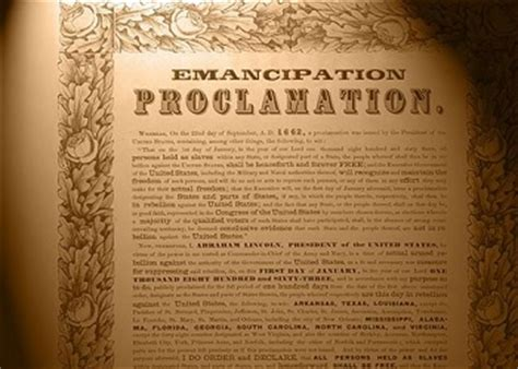 when did abraham lincoln issue the emancipation proclamation emancipation proclamation abraham lincoln historical society