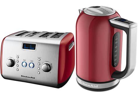 Silver Toaster And Kettle Set Kitchenaid Kettle And Toaster Sekondi Com