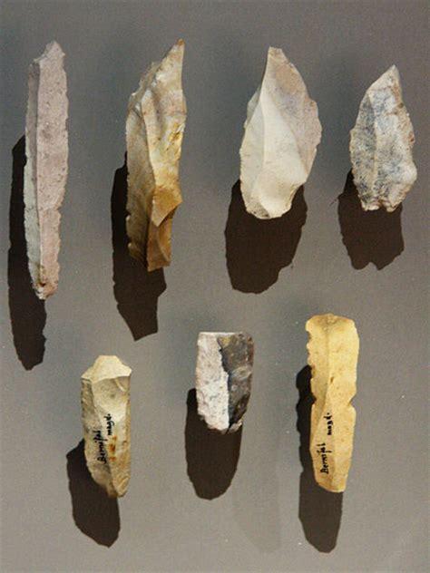 Alat Las Batu alat serpih peninggalan masa prasejarah