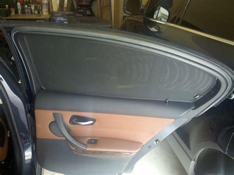 bmw window shade factory bmw f10 rear side window sun shade kit 100