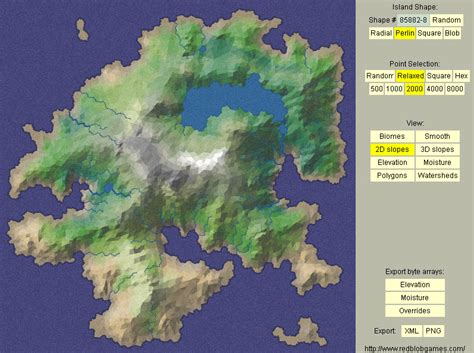 map generator world map creation ibuild3d