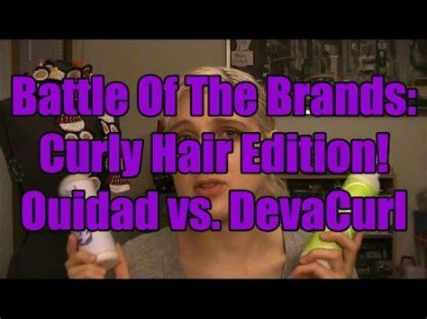 deva curl vs ouidad battle of the brands curly hair edition ouidad vs