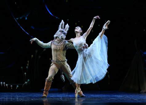 review a midsummer night s dream queensland ballet limelight