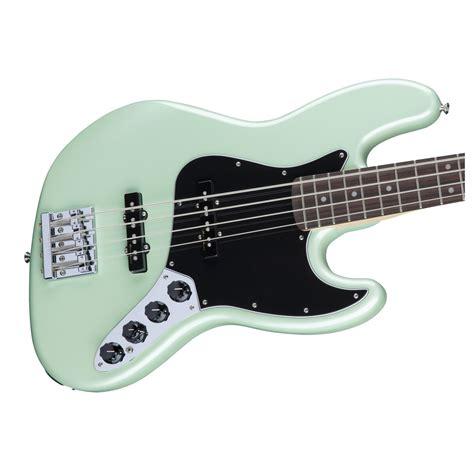 Bass Jazz Fender 1 fender deluxe active jazz bass guitar surf pearl at gear4music