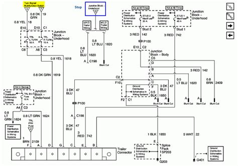 2009 silverado wiring diagram 2009 silverado trailer wiring diagram efcaviation
