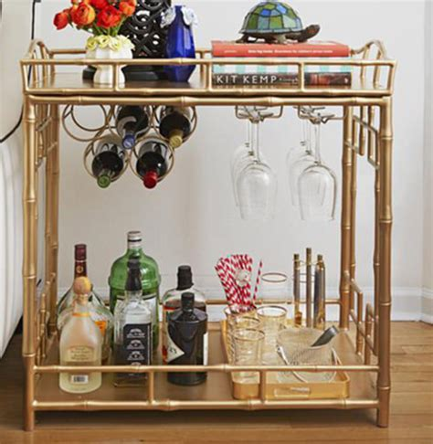 liquor table 9 liquor storage ideas for small spaces vinepair