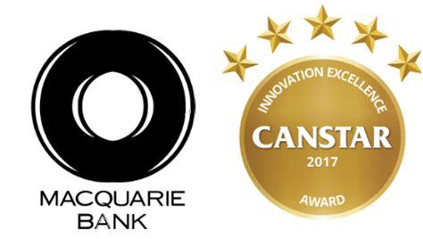 macquirie bank macquarie bank banking wins 2017 innovation award