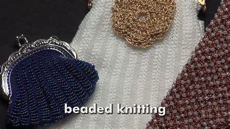 Bling Bling Knitting with Beads   lk2g 011   YouTube