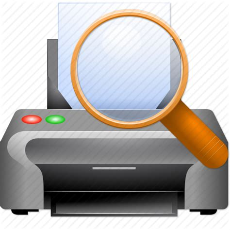 Finders Search Preview Find Print Preview Printer Printing Search View File Viewer Icon Icon Search
