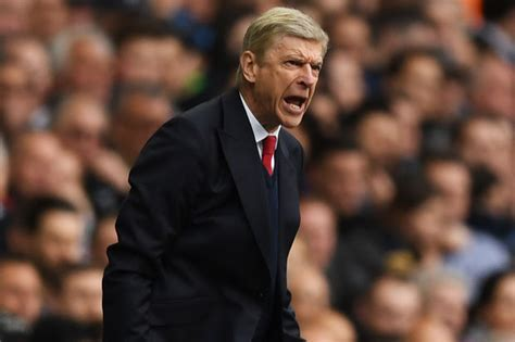 arsenal director of football arsene wenger arsenal boss on collision course with ivan