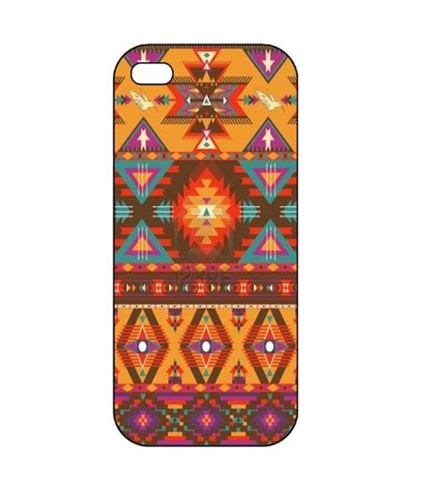 online aztec pattern maker snoogg mobile case print design quot aztec pattern cream