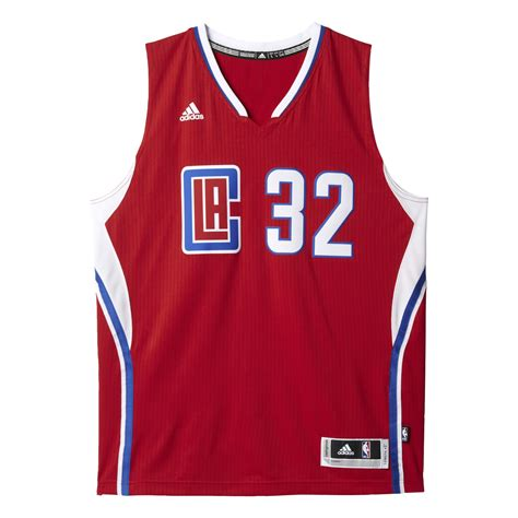 swing man jersey adidas los angeles clippers swingman jersey at1414