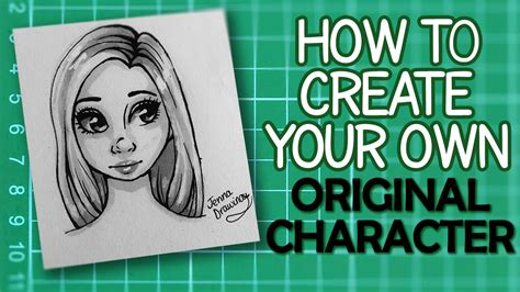 how to create your own doodle for concept tutorial draw your own original